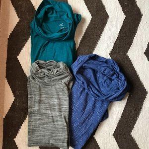 Cowl neck cozy bundle